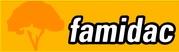Logo de Famidac, l'association nationale des accueillants familiaux et de leurs partenaires